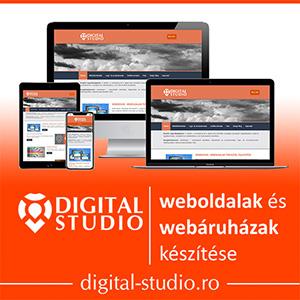 Digital Studio - weboldalak, webáruházak készítése