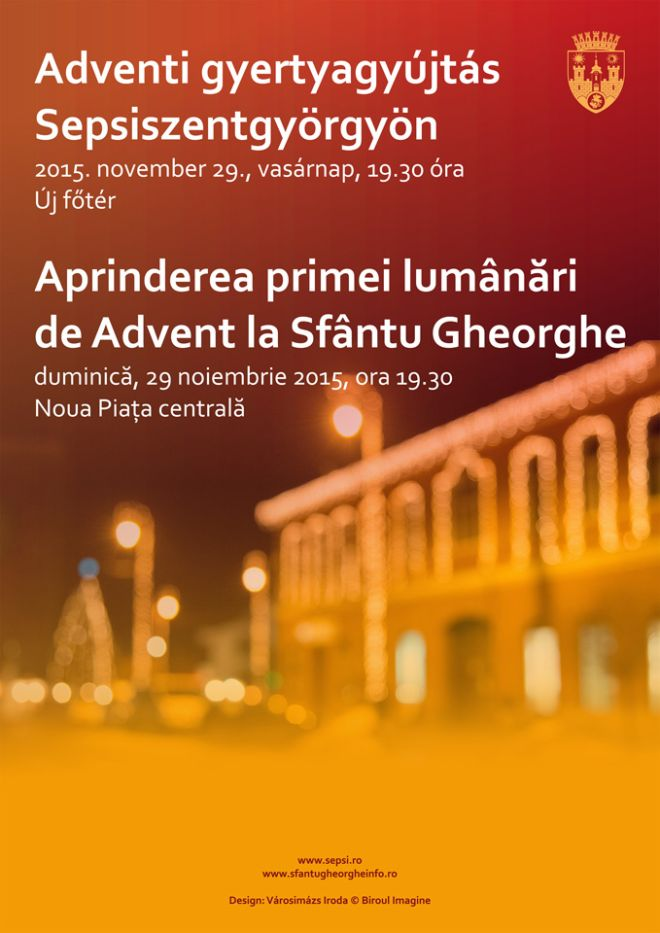 A3 2015 advent plakat