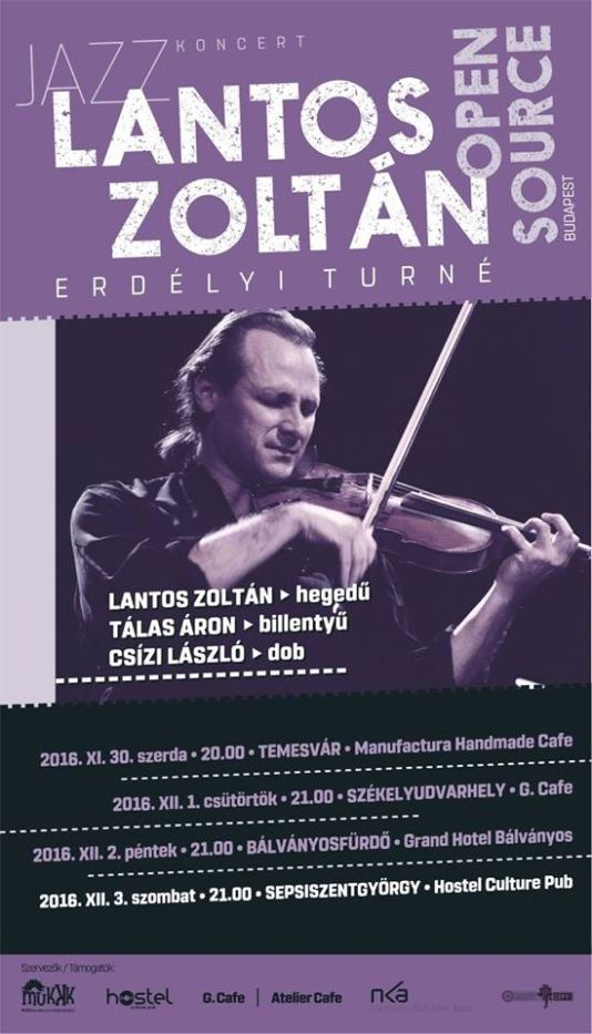 Lantos Zoltan Open Source