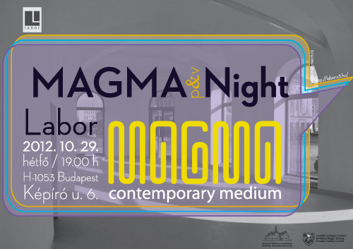 magma night